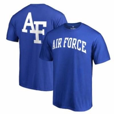 Fanatics Branded ファナティクス ブランド スポーツ用品  Air Force Falcons Royal Primetime T-Shirt