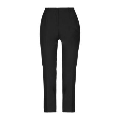 ドルチェ & ガッバーナ DOLCE & GABBANA パンツ ブラック 38 バージンウール 96% / ポリウレタン 4% パンツ