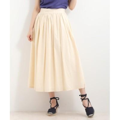 【ニーム/NIMES】 ローンマキシスカート