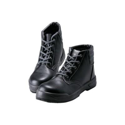 あすつく対応 「直送」 ノサックス  KC-0066-27.5  耐滑ウレタン2層底 静電作業靴 中編上靴 27.5CM KC006627.5