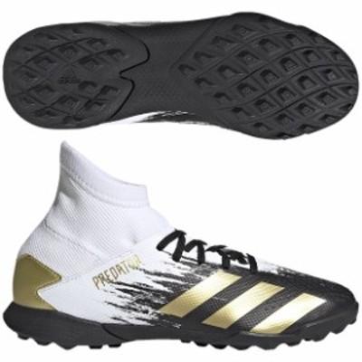 ジュニア プレデター 20.3 TF J フットウェアホワイト×ポップ 【adidas|アディダス】サッカーフットサルジュニアトレーニングシューズ