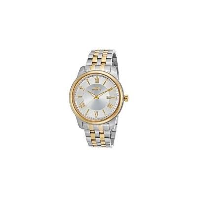 Invicta Men 's ' Vintage ' Swiss QuartzステンレススチールCasual Watch , Color : Two Tone ( Model : 23014?)