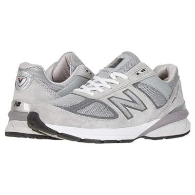 ニューバランス Made in US 990v5 メンズ スニーカー 靴 シューズ Grey/Castlerock
