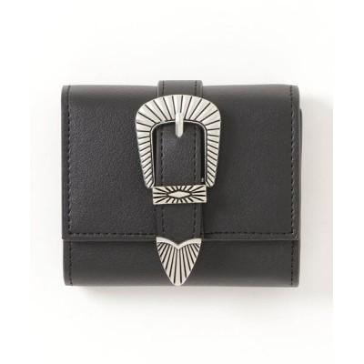 ZealMarket/SFW / ボックスコイン 三つ折り ミニ財布 [ウエスタン] WOMEN 財布/小物 > 財布