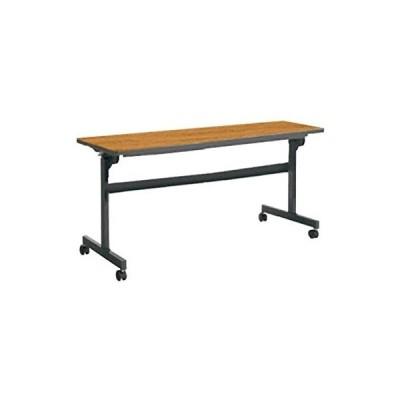 コクヨ      ミーティングテーブル 長方形 KT-60シリーズ W1500×D450×H700MM KT-S62N3 チーク