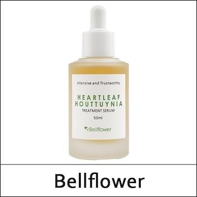 [Bellflower] Heartleaf Hottuynia Treatment Serum 50ml / ハートリーフ ホトゥイニア トリートメント 血清 50ml