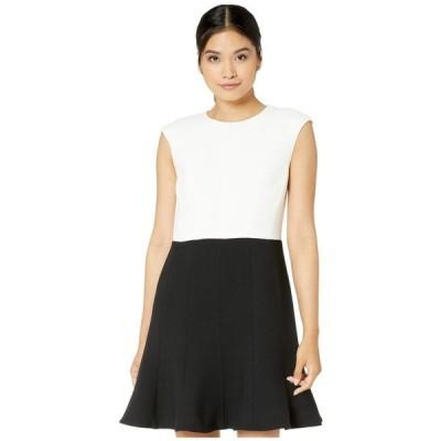 ケイト スペード Kate Spade New York レディース ワンピース ワンピース・ドレス Color-Block Dress Black