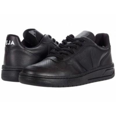 VEJA レディース 女性用 シューズ 靴 スニーカー 運動靴 V-10 Black/Black/Sole【送料無料】