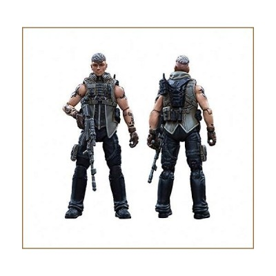 JoyToy 1/18 Soldier Figures 4-Inch CF Wolf Action Figure Cross Fire Game PVC Dark Source Military Model Collection Toys【並行輸入品】