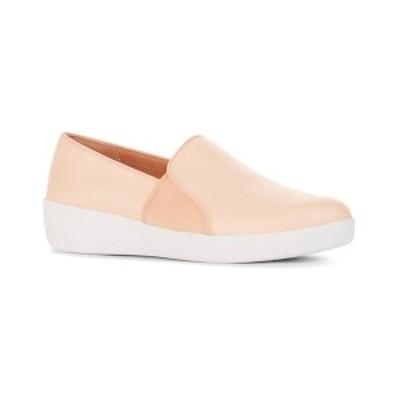 フィットフロップ レディース サンダル シューズ FitFlop Colette Skate Shoe oyster pink faux-leather (PU)