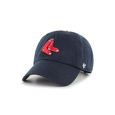 '47 Brand MLB カジュアルキャップ (CLEAN UP CAP/クリーンナップ キャップ) ボストン・レッドソックス ※オルタネイトバージ