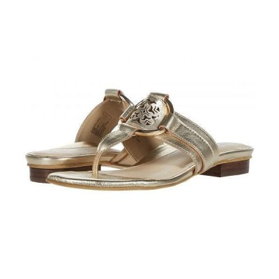 Earth アース レディース 女性用 シューズ 靴 サンダル Mykonos Tinos - Gold Metallic Mooshie