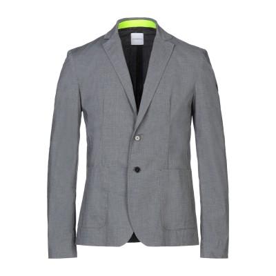 COSTUME NEMUTSO テーラードジャケット グレー 46 コットン 96% / ポリウレタン 4% テーラードジャケット