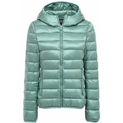 ダウンジャケット レディース 軽量 ショート 暖かい ウルトラライト コンパクト収納 ダウン コート おしゃれ 防風 防寒 暖かい 収納袋付