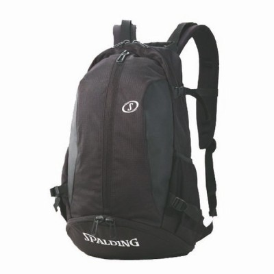 バスケット バッグ ケイジャー ブラック/シルバー 40-007SV バスケ リュック バックパック メンズ レディース