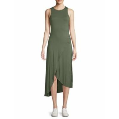 タルト レディース ワンピース Jones Asymmetrical Midi Dress