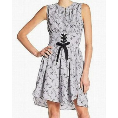 William Rast ウィリアムラスト ファッション ドレス William Rast NEW Blue Womens Size Large L Sheath High-Low Corset Dress
