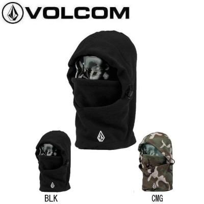 ボルコム VOLCOM 2019-2020 TRAVELIN HOOD BLACK メンズ  フェイスマスク マスク ネックウォーマー ネックバンド スノーボード スノボー スキー 2カラー