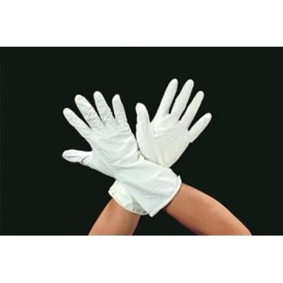 エスコ ESCO L ニトリルゴム手袋 EA354DC-3 WO店