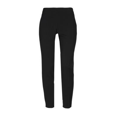SEVENTY SERGIO TEGON パンツ ブラック 44 ポリエーテル 81% / レーヨン 15% / ポリウレタン 4% パンツ