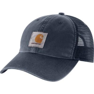 カーハート 帽子 アクセサリー メンズ Carhartt Men's Buffalo Cap Navy