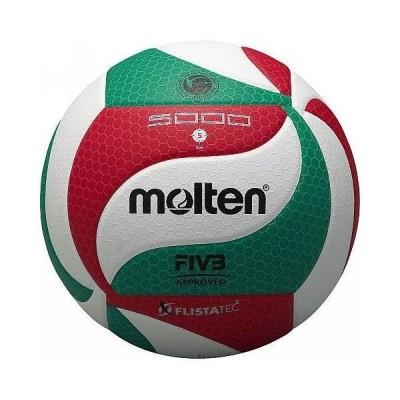 【送料無料】モルテン バレーボール 人工皮革 フリスタテック V5M5000 5号 国際公認球 検定球 タイ製 一般・高校・大学 試合球
