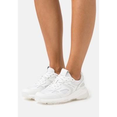 ガーメント プロジェクト レディース スニーカー シューズ BROOKLYN RUNNER - Trainers - white white