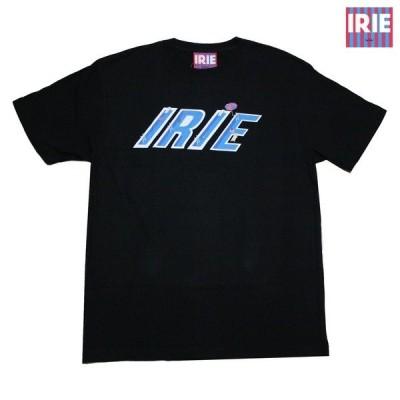 IRIE Tシャツ IRIE POOL SIDE TEE IRSS19057 ブラック アイリー メンズ