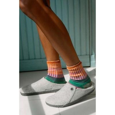ビルケンシュトック Birkenstock レディース スリッパ シューズ・靴 zermatt wool clog Light Grey