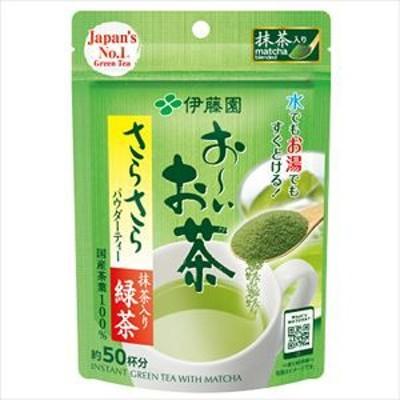 伊藤園 おーいお茶 さらさら抹茶入り緑茶 40g×30入