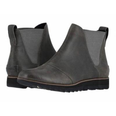 SOREL ソレル レディース 女性用 シューズ 靴 ブーツ チェルシーブーツ アンクル Harlow(TM) Chelsea Quarry【送料無料】