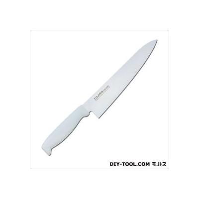 藤次郎/Tojiro 牛刀 ホワイト 210mm F-126W