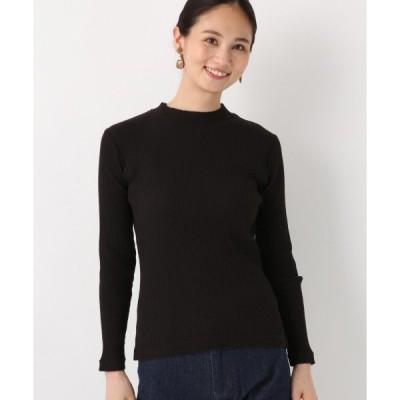 tシャツ Tシャツ BEAUTEEリブハイネック/852321