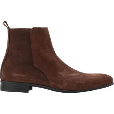 ステファノ ボンフィグリオリ STEFANO BONFIGLIOLI メンズ ブーツ シューズ・靴 b02 boots Brown