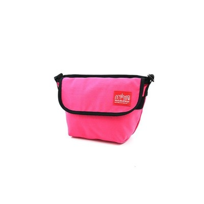 【マンハッタン ポーテージ】 Casual Messenger Bag for Kids ユニセックス Rose XS Manhattan Portage
