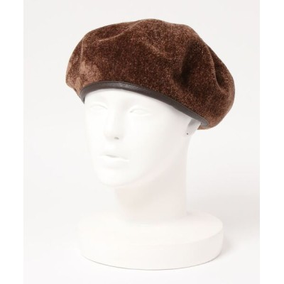 MURUA / モールベレー WOMEN 帽子 > ハンチング/ベレー帽