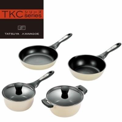 タツヤ・カワゴエ キッチンツール4点セット 調理器具 料理 YKM-0928