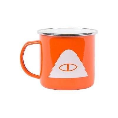 ポーラー キャンプ用品 Poler Camp Mug Burnt オレンジ One サイズ