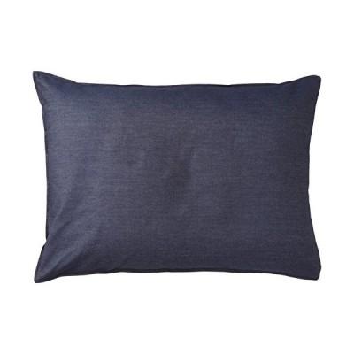 Fab the Home 枕カバー ネイビー 43x63cm用 ライトデニム FH112855-310