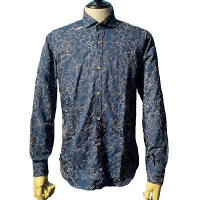 POGGIANTI1958(ポッジャンティ1958)メンズシャツ シンプルコーデ