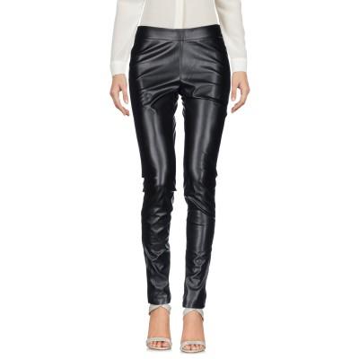 ツインセット シモーナ バルビエリ TWINSET パンツ ブラック XS ポリウレタン 100% パンツ