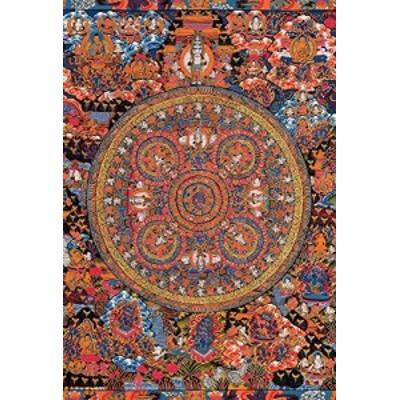 1000ピース ジグソーパズル 釈迦牟尼仏陀曼荼羅 マイクロピース(2638cm)