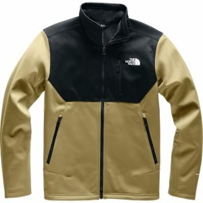 ノースフェイス メンズ ジャケット・ブルゾン アウター Apex Risor Softshell Jacket British Khaki/Tnf Black