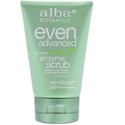 Even Advanced, Enzyme Scrub, Sea Algae, 4 oz (113 g)