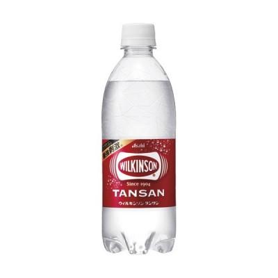 アサヒ飲料 ウィルキンソン タンサン 500ml ペットボトル 1ケース(24本)