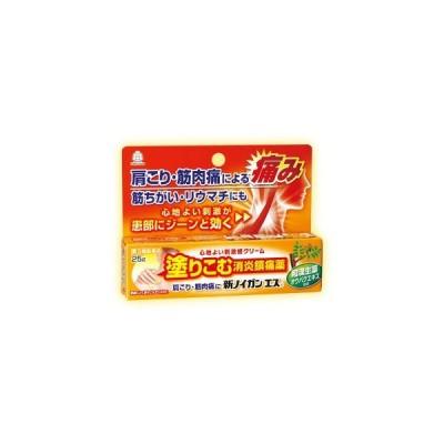 【第3類医薬品】「クリックポスト送料無料」「ポイント15倍」湧永 新ノイガンエス 25g