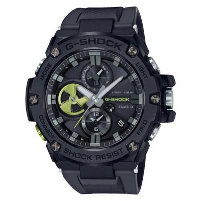 カシオ CASIO 腕時計 GST-B100B-1A3JF メンズ G-SHOCK Gショック G-STEEL Gスチール Bluetooth対応