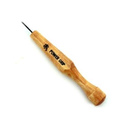 三木章 パワーグリップ彫刻刀 平 1.5MM