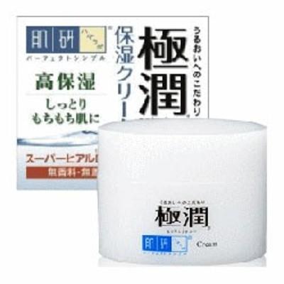 【ロート製薬】肌研 極潤ヒアルロンクリーム 50g【お取り寄せ商品】