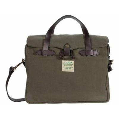 フィルソン メンズ ビジネス系 バッグ Original Briefcase - Ducks Unlimited Otter Green